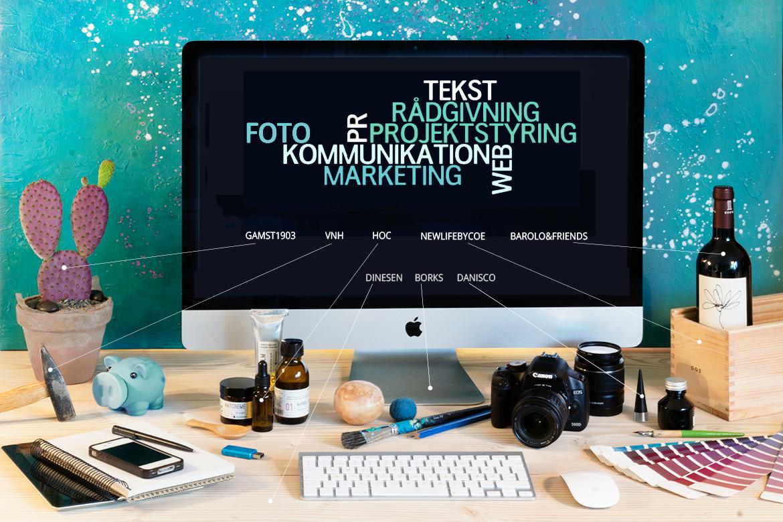 Devoted Marketing og kommunikation forside